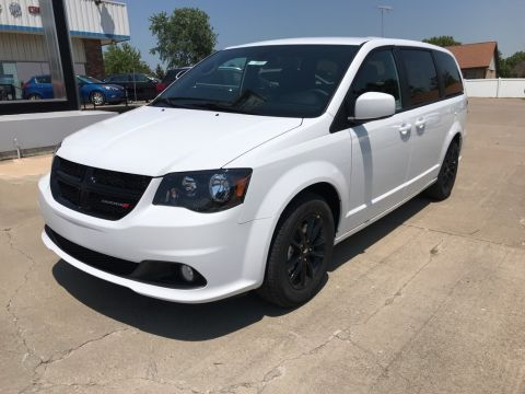 New 2020 DODGE Grand Caravan SXT FWD Passenger Van