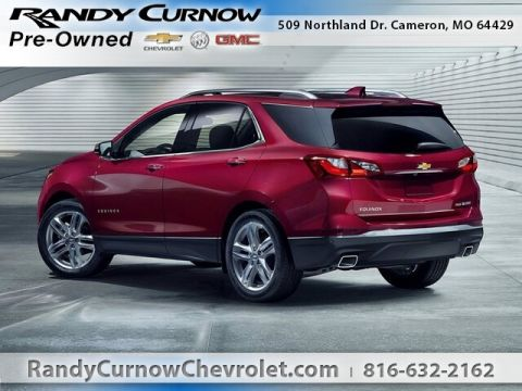 Pre-Owned 2020 Chevrolet Equinox Premier AWD 4D Sport Utility