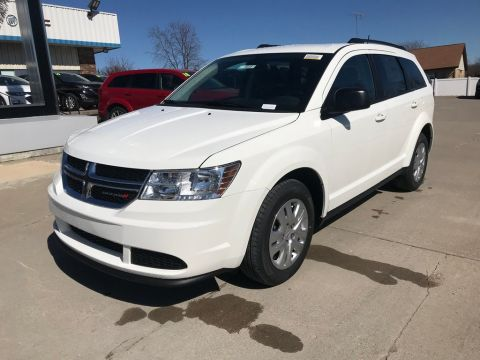 New 2020 DODGE Journey SE FWD Sport Utility