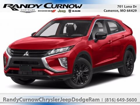 Pre-Owned 2019 Mitsubishi Eclipse Cross SEL 4WD 4D Sport Utility